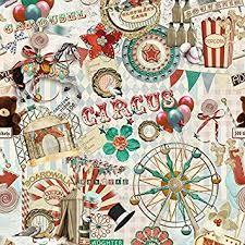 Resultado de imagen para circus vintage design