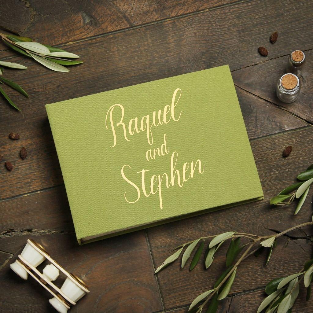 Wedding Memory Book Ideas: Wedding Album & Guest Book! Make A Instant Photo And Write