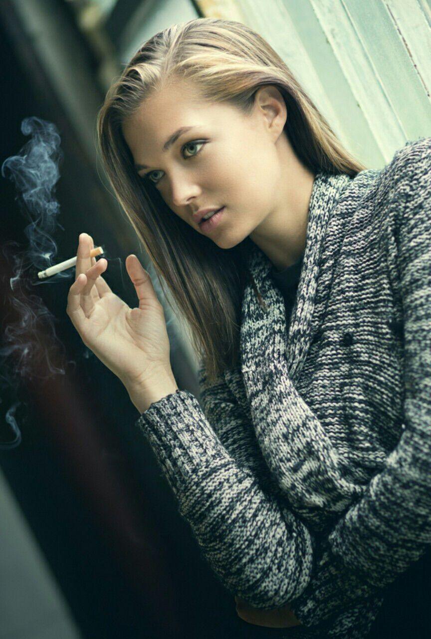 864x1280 Beauty and the Smoke