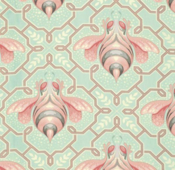 Bumble - Yardage (TP001.JAD) by Tula Pink for Freespirit | SouthernFabric.com