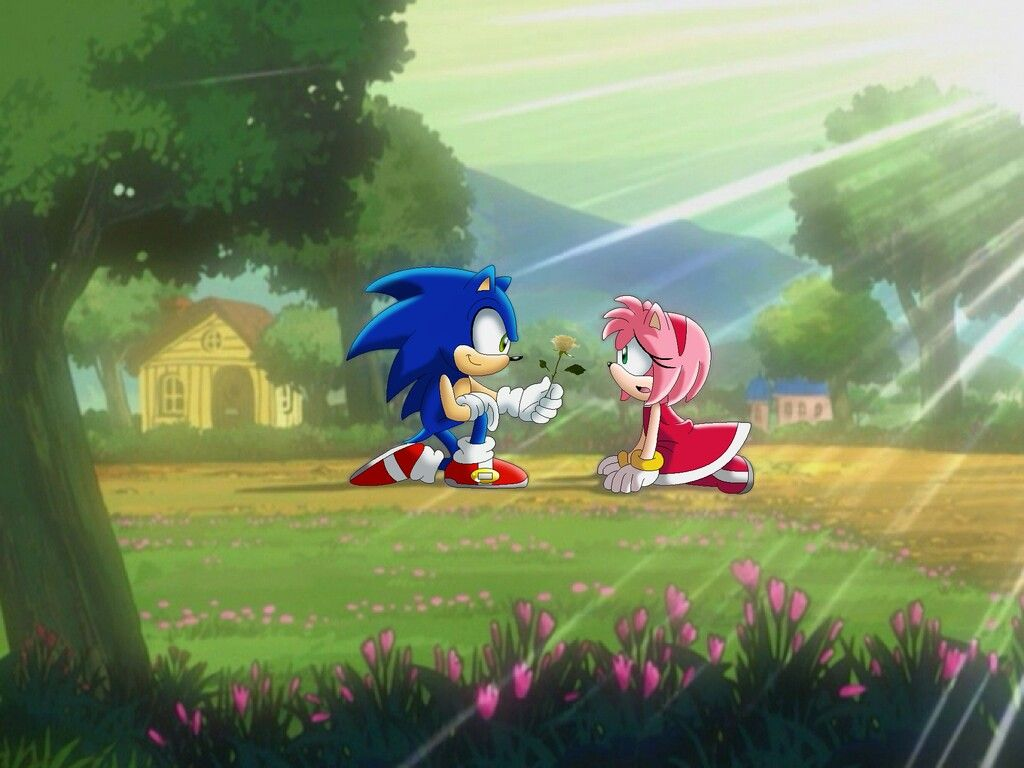 God This Episode From Sonic X Made Me Cry It Was So Beautiful