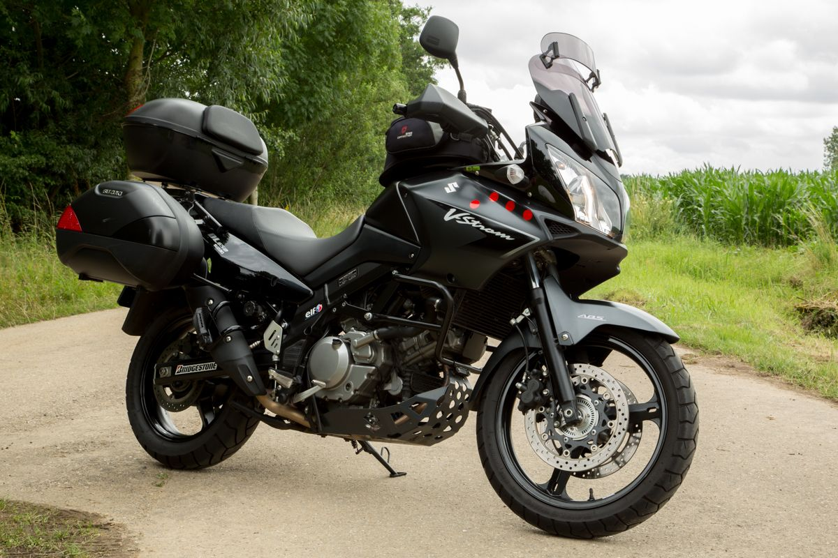 suzuki v stom black rhino my kind of horses motorcycle. Black Bedroom Furniture Sets. Home Design Ideas