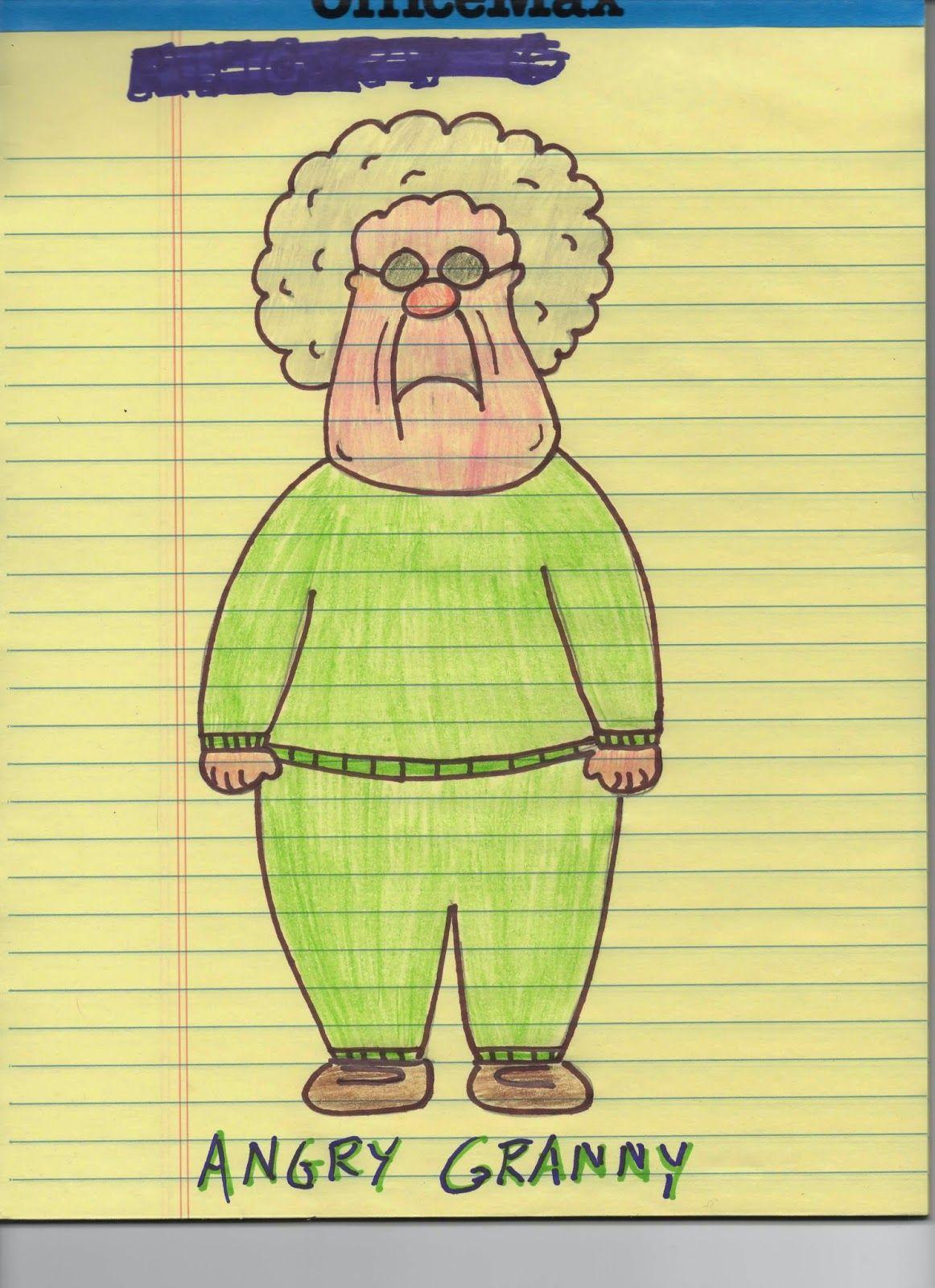 granny buddy
