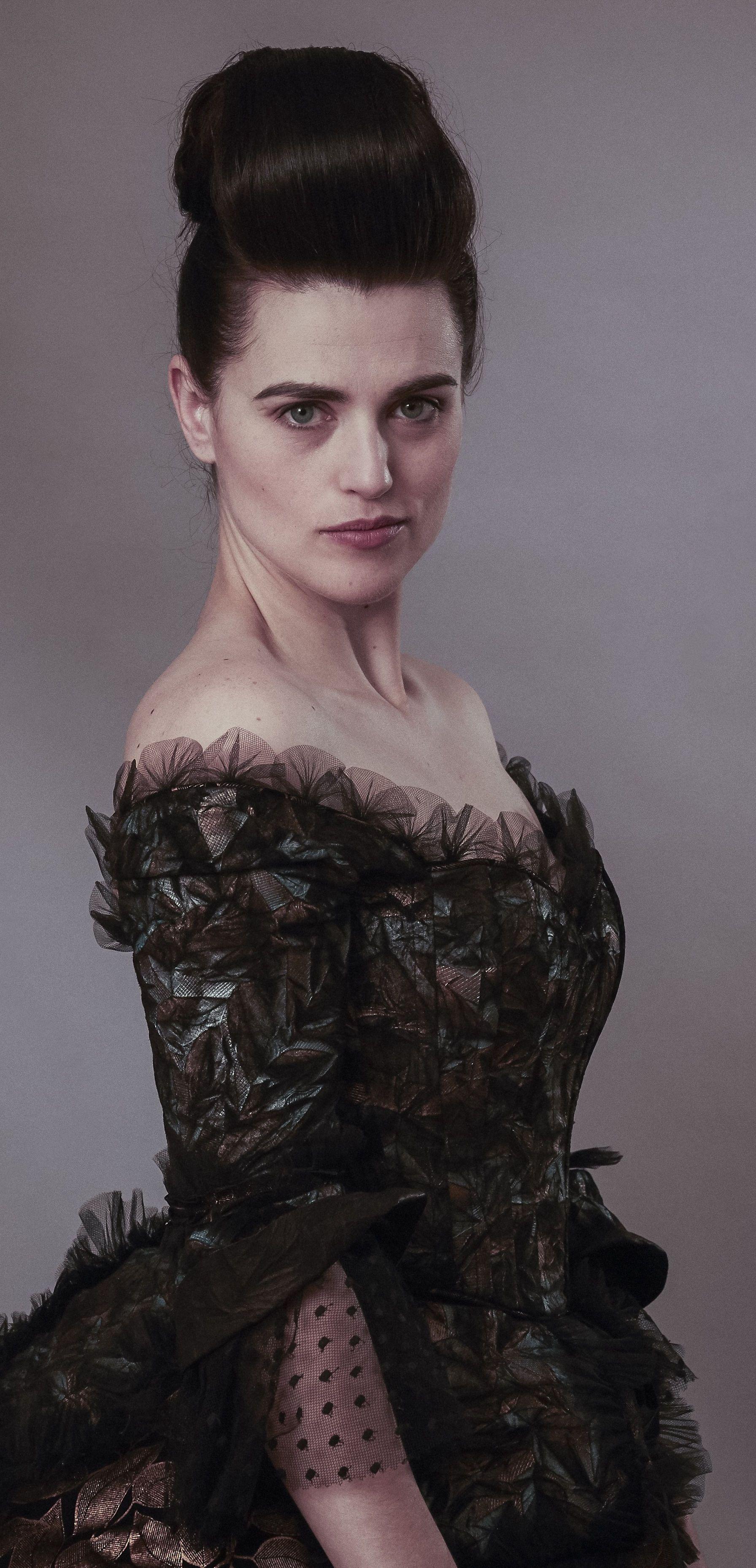 Frontier Katie McGrath as Elizabeth Carruthers
