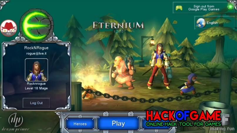 Eternium Hack 2019 Get Free Unlimited Gems & Gold To Your
