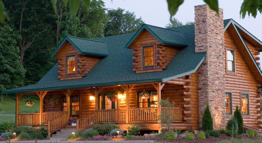 Modular Log Home Kit Prices | Modular Log Home Kits In