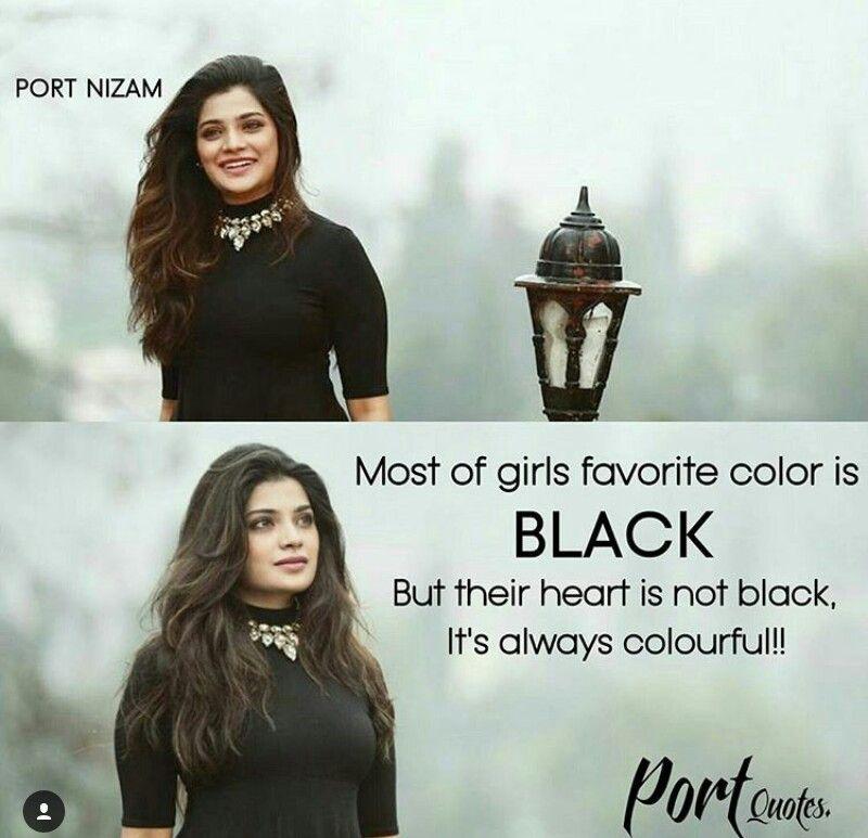 Black Black Colour Quotes Black Color Quotes Love Picture