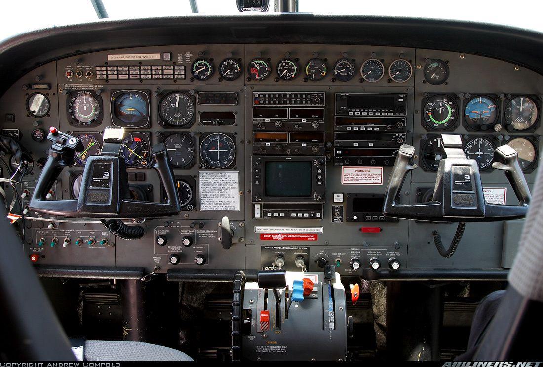 Cessna 208b Super Cargomaster Aircraft Picture Fed Ex Cessna