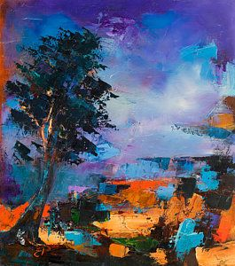 Grand Canyon Painting - By The Canyon by Elise Palmigiani