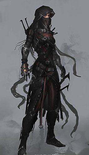 Female Humans 9 Concept Art Characters Fantasy Warrior Character Art