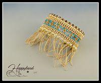 The joys of Happyland - patterns: Bracelet / bracelets