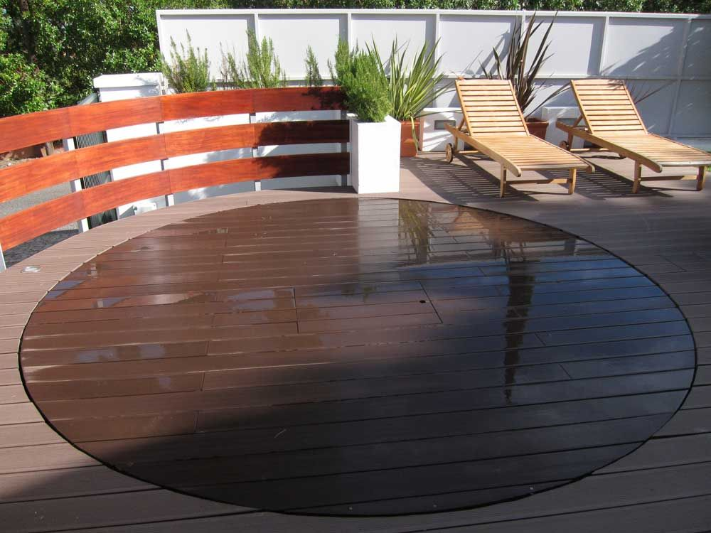 Find Out How To Buy And Install Invisible Hidden Pools Step By Step Also Its Design House