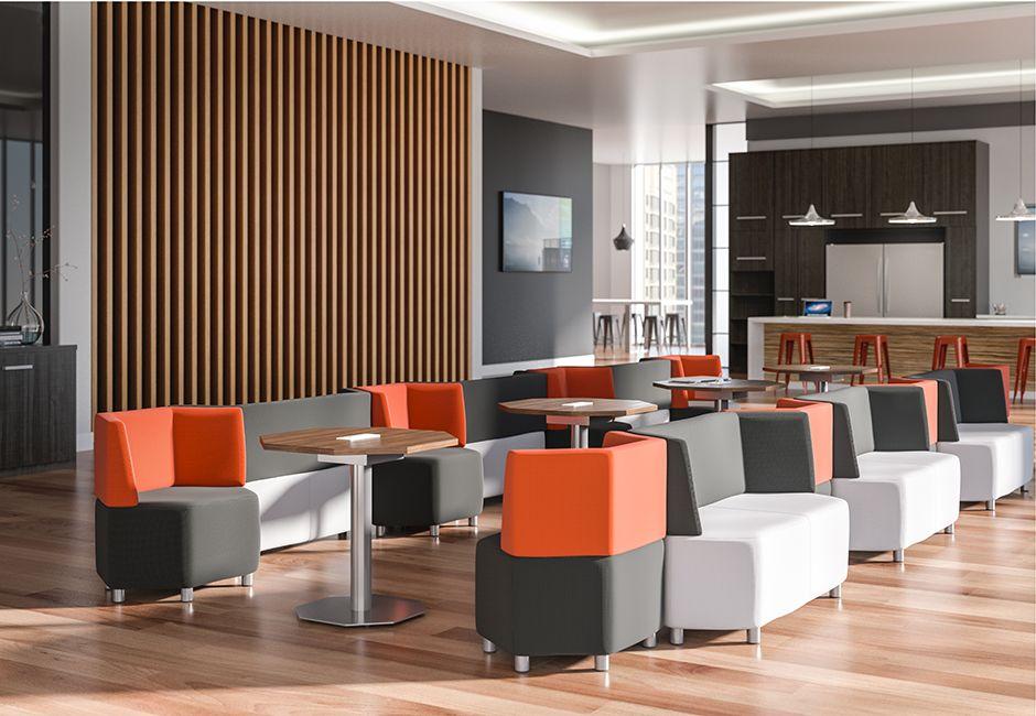 Panal Collaborative Modular Furniture Eko Contract