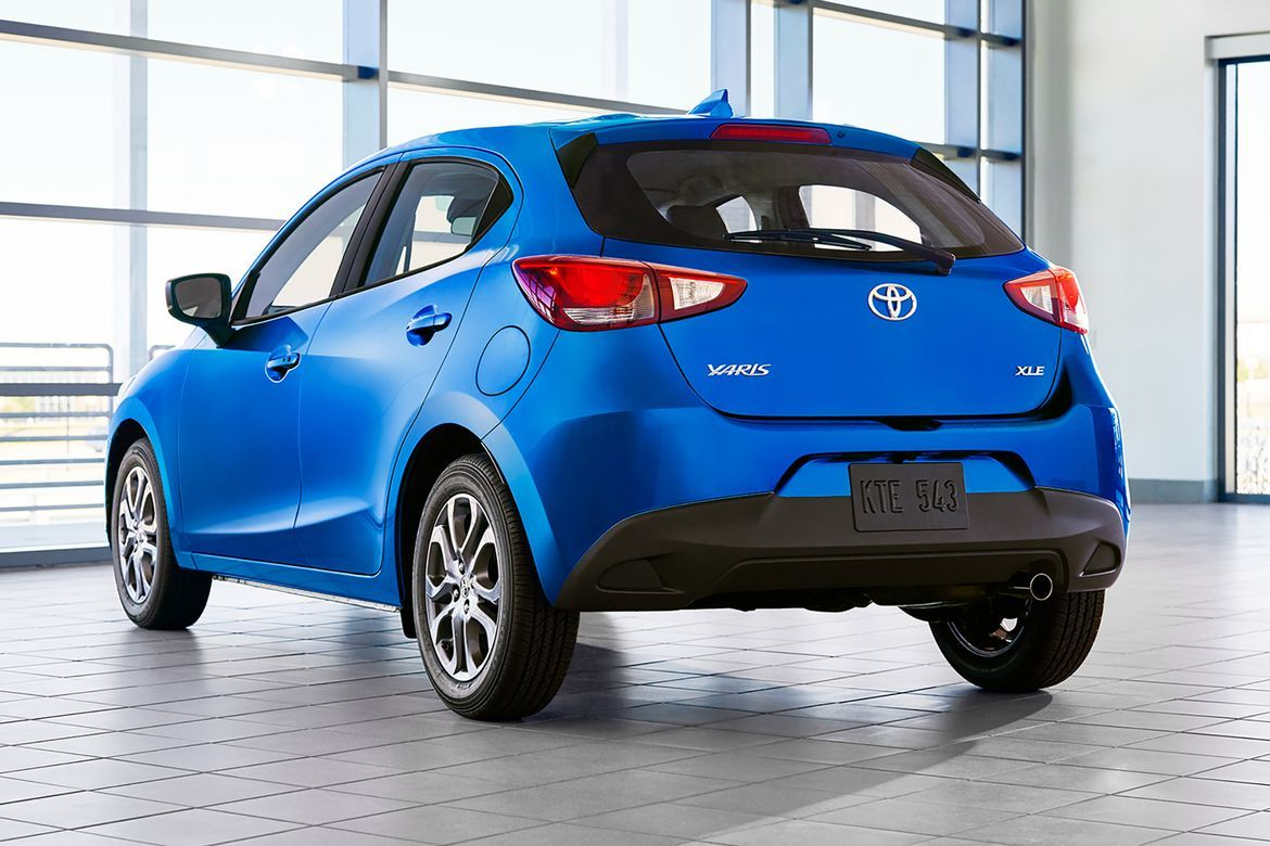 Best April Fools 2020.Toyotas Yaris Hatchback Returned To 2020 Mazda Toyota