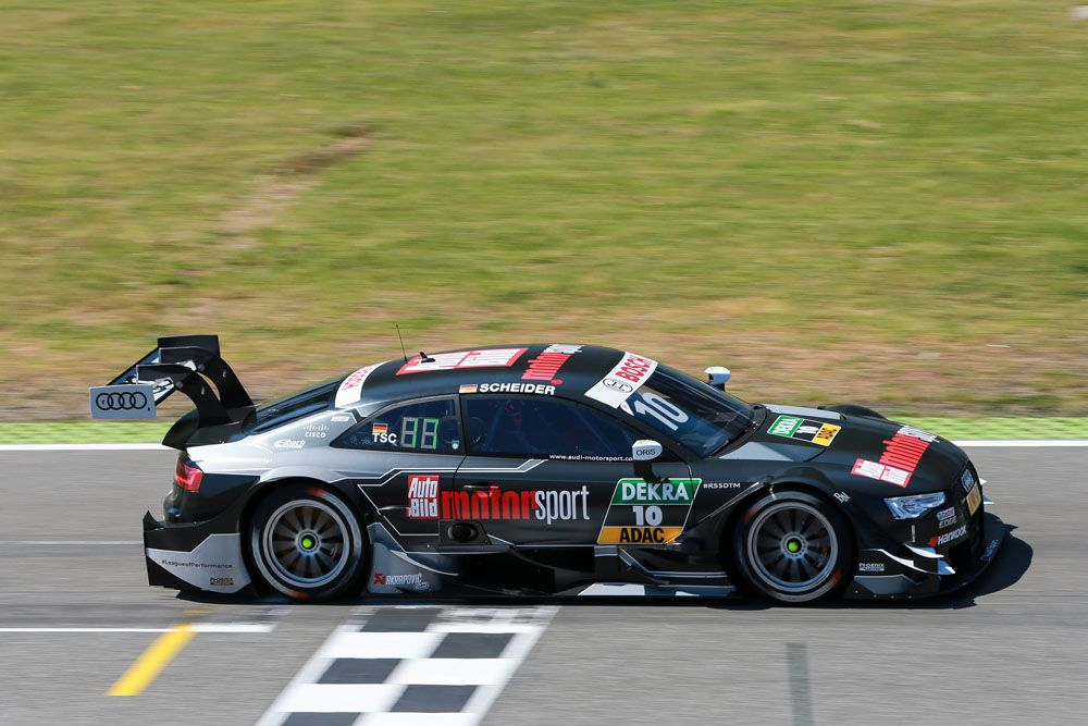 DTM Cars 2016 10 Timo Scheider (With images