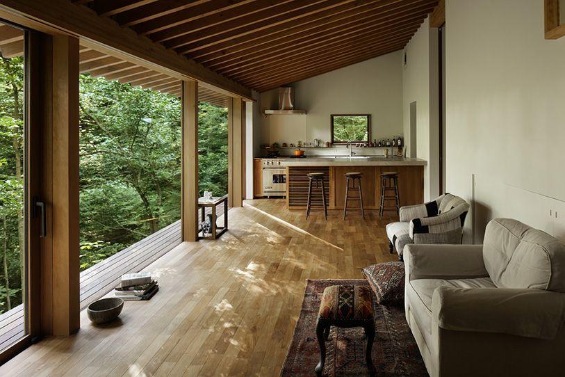 Hiroshi Nakamura  NAP Architecture Interiors Pinterest House