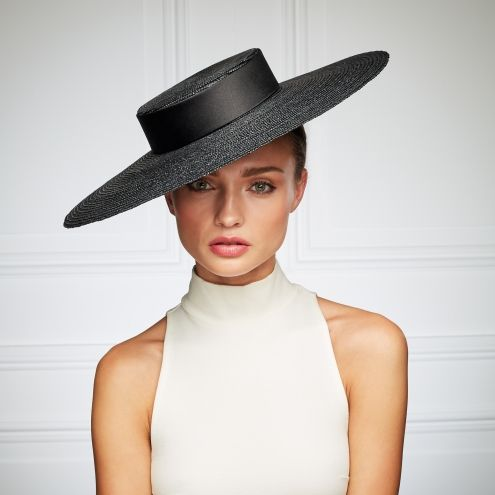 4bea6c984d830 Henley boater | Derby Hats | Fashion, Boater hat, Dress hats