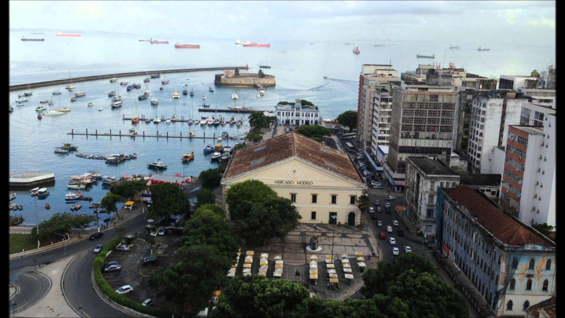 GERONIMO SANTANA E SALVADOR BAHIA BAND - I Want You Bahia (Geronimo Sant...