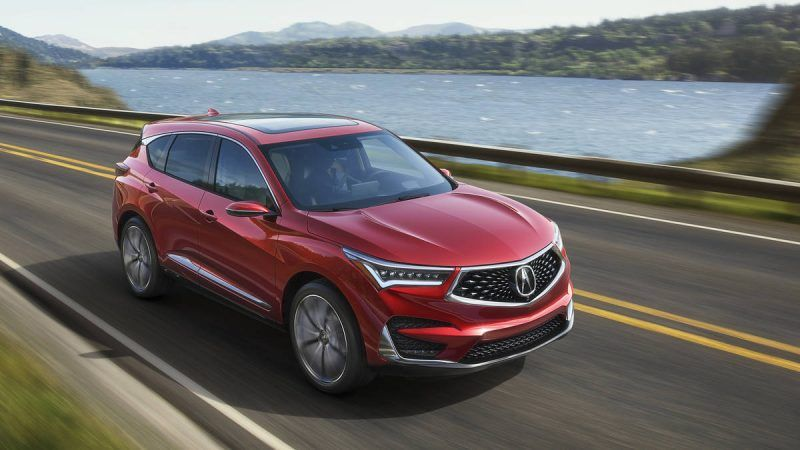 Eans The Infiniti Is Skipping The 2018 Model Year Starting At 37 500 The New 2019 Model Undercuts Almost Acura Rdx Suv