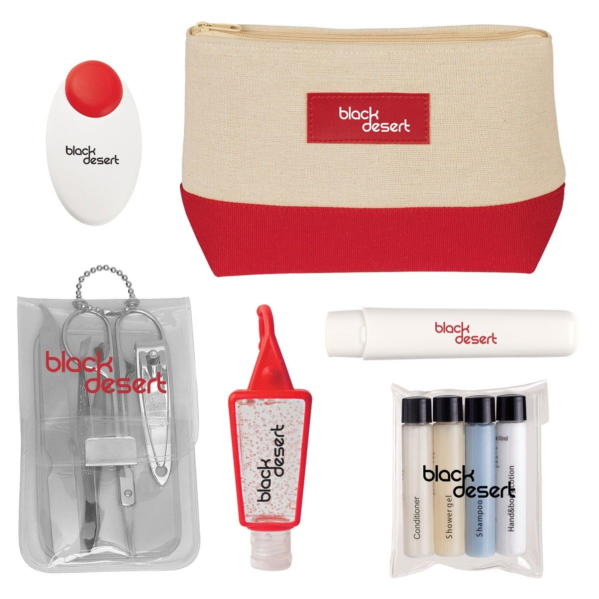 Designer Gift Set Of Six Essential Beauty Items Beauty Items