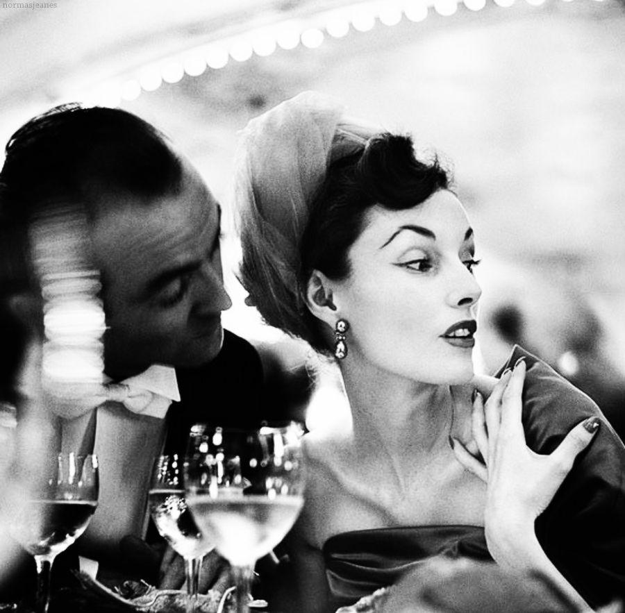 Paris, August 1958, photographed by Richard Avedon.