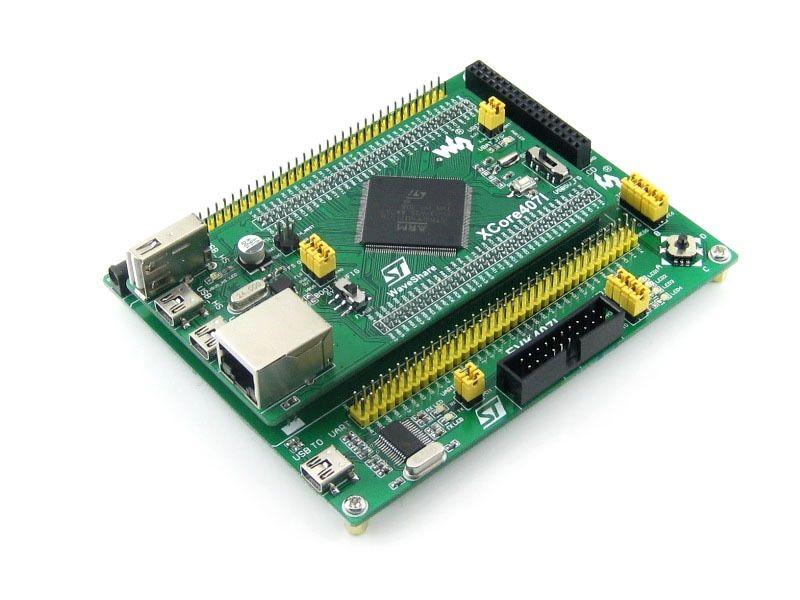 EVK407I=STM32 Board STM32F407IGT6 Cortex-M4,with USB HS/FS