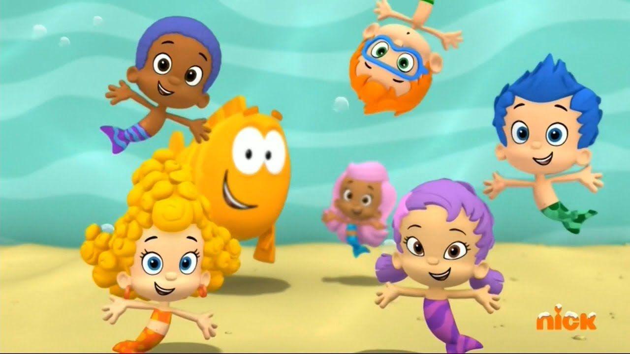 Bubble Guppies Promo On Nick Jr Youtube Bubble Guppies Birthday Party Bubble Guppies Birthday Bubble Guppies