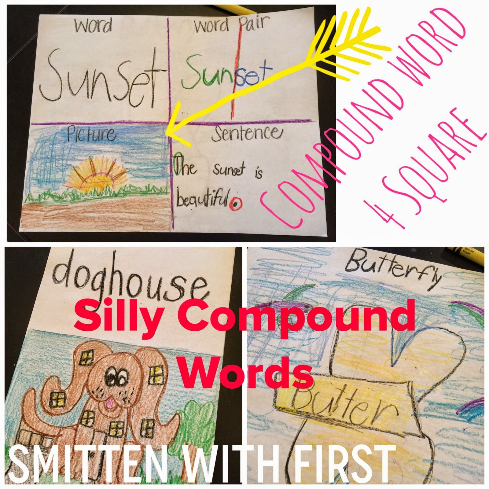 Silly Compound Words