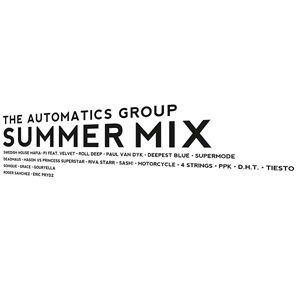 the automatics group - summer mix (2x12inch vinyl lp) [rave008lp] - $26.70 : Experimedia, Exceptional independent music sales & more.