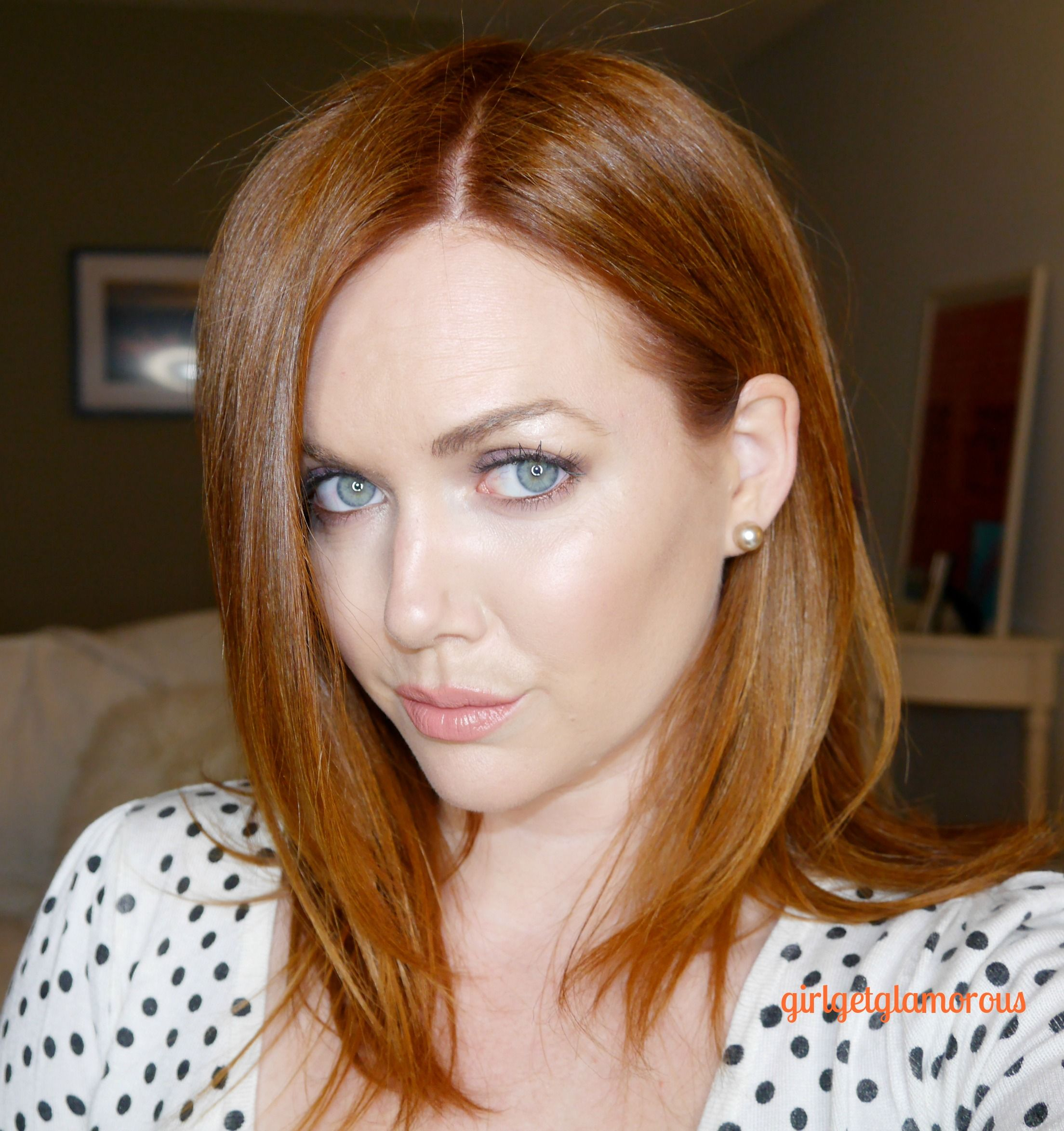 come along with me: haircut video + pics | strawberry blonde, hair