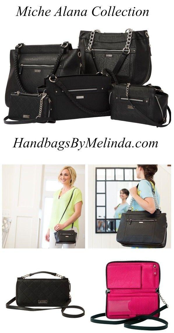 Miche Alana Shells And Convertible Wallet Handbags Fashion
