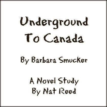 A complete Novel Study for the popular book 'Underground