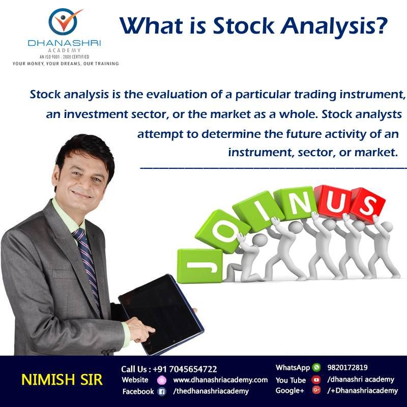 What Is Stockmarket Analysis The Performance That An Action Can