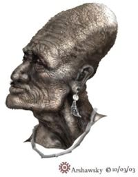 Cranial binding...a lost art.