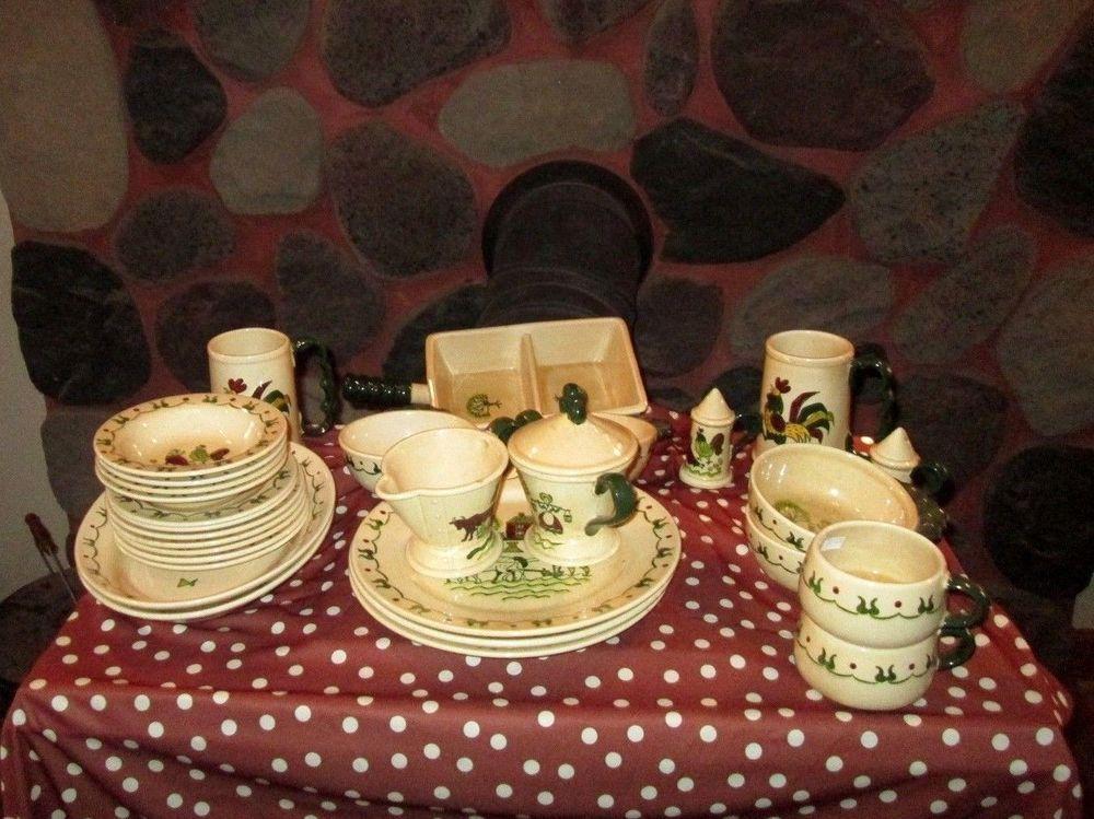 METLOX POPPYTRAIL HOMESTEAD PROVINCIAL Bowl Platter Salt Pepper Plates Dish Mugs #METLOXPOPPYTRAIL