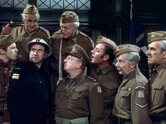 Dad's Army | Favourites | Pinterest | Army, TVs and Films