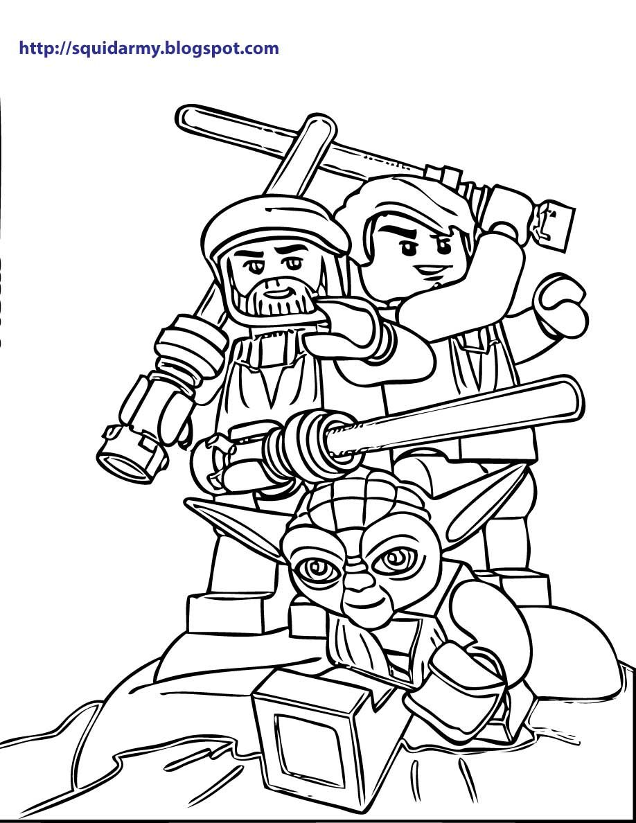 lego star wars coloring pages  lego coloring pages lego