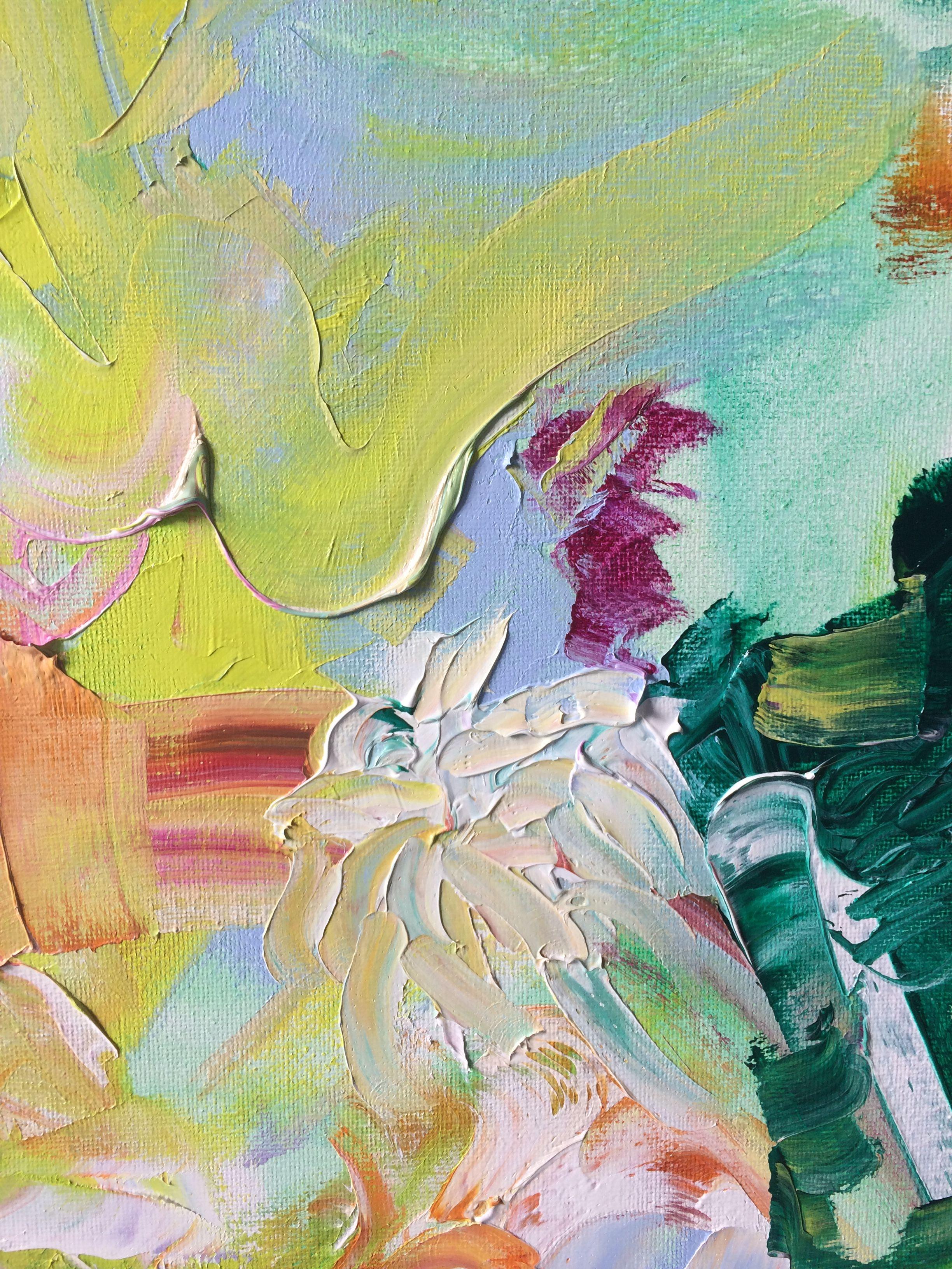 Beautiful Changing Art Abstract
