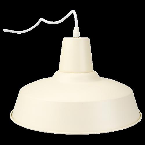 EUR 8,95 - hanglamp industrieel metaal 31x18cm div.