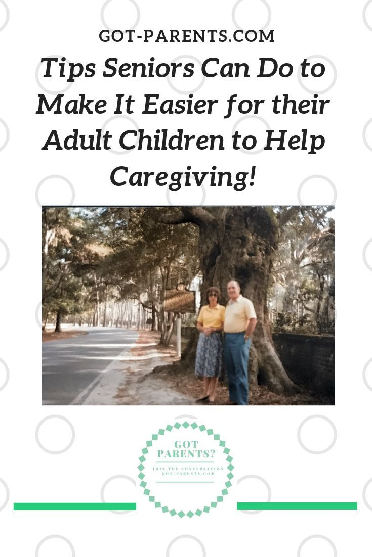 What You Can Do Differently Than Your Aging Parents
