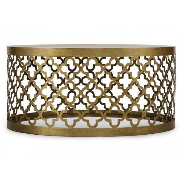 Melange Arcada Table From Hooker Furniture At California Furniture Galleries