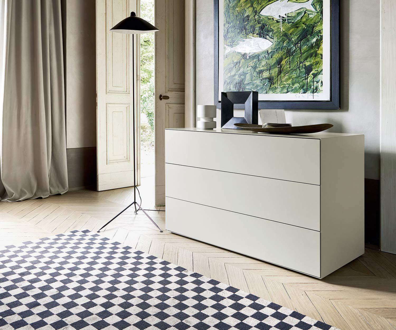 Designer Kommode Weiß 2021