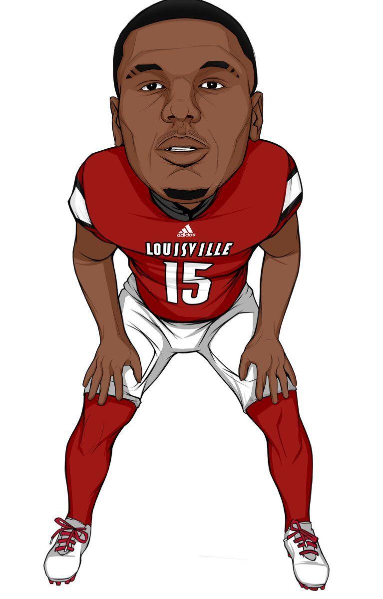 Louisville college football recruiting football