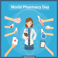 Medicine Gives Life To Patient But Pharmacist Gives Life To Medicines Worldpharmacyday Pharmacy Pharmacist World Pharmacist Day Pharmacy Day Pharmacist Day