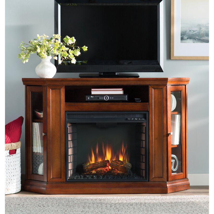 Dunminning Corner Tv Stand With Fireplace Fireplace Tv Stand Fireplace Furniture Faux Fireplace Diy