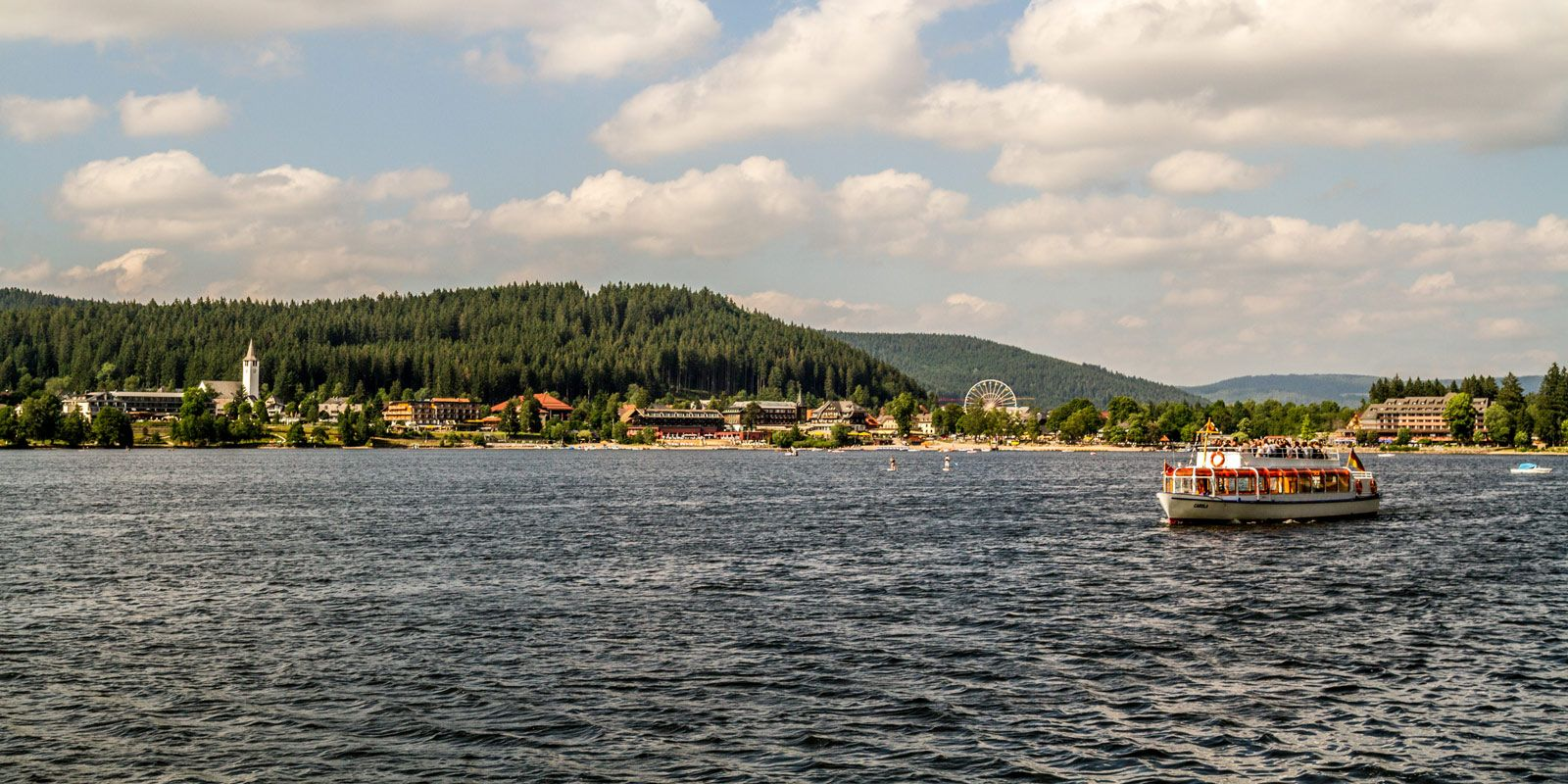 Wellnessurlaub am Titisee
