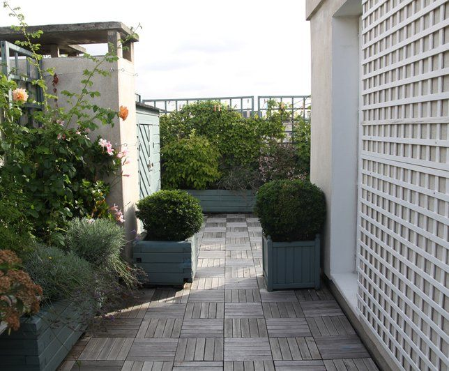 photo deco terrasse balcon veranda vert romantique appartement romantique moderne for fm. Black Bedroom Furniture Sets. Home Design Ideas