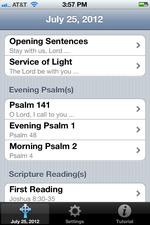 Presbyterian Daily Lectionary