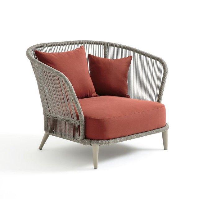 Fauteuil De Jardin Design E Gallina Cestino En 2019