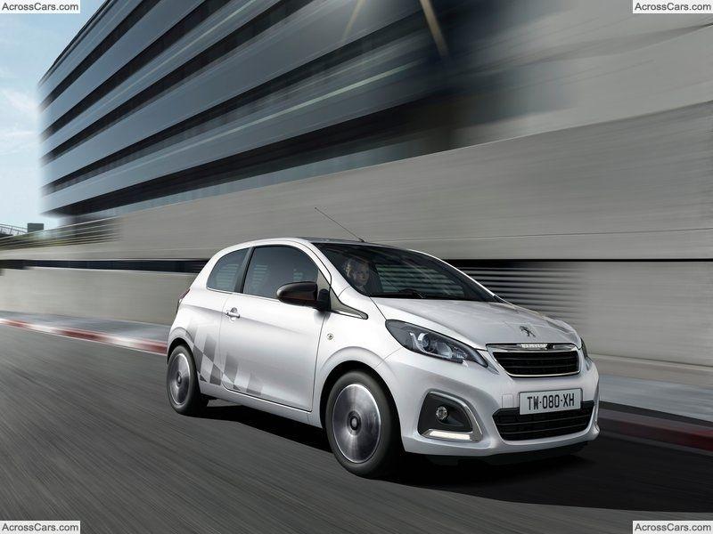 Peugeot 108 2015 Cars Peugeot City Car Automobile